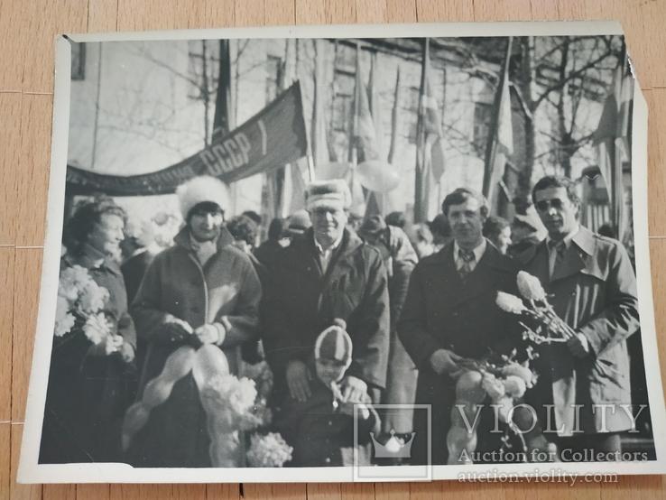 На демонстрацию, фото №2