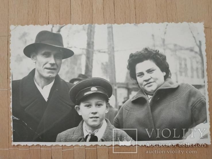 Семья шпиона, фото №2