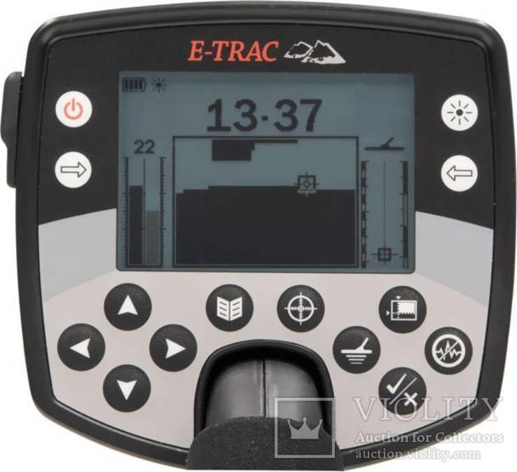 Металлоискатель Minelab E-TRAC Universal, фото №5