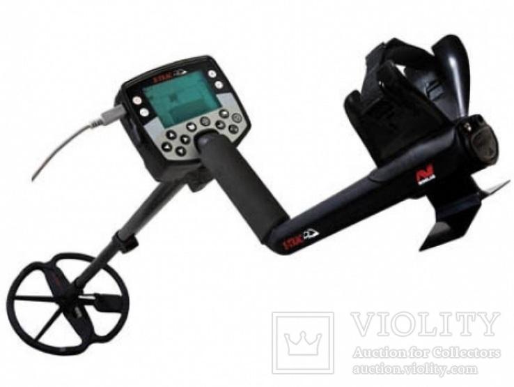 Металлоискатель Minelab E-TRAC Universal, фото №6