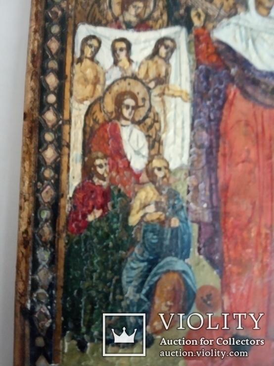 Икона Богородицы Всем скорбящим радости, фото №7