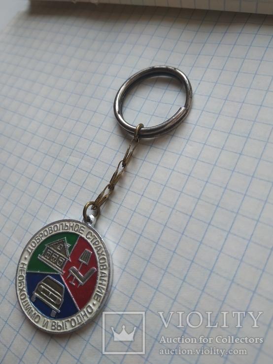 Брелок / Добровольное страхование, фото №7