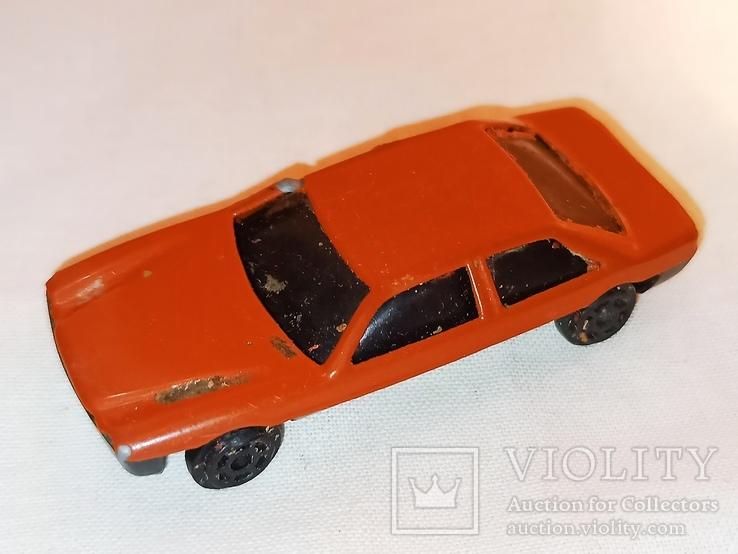 Модель, моделька гоночного автомобиля., фото №2