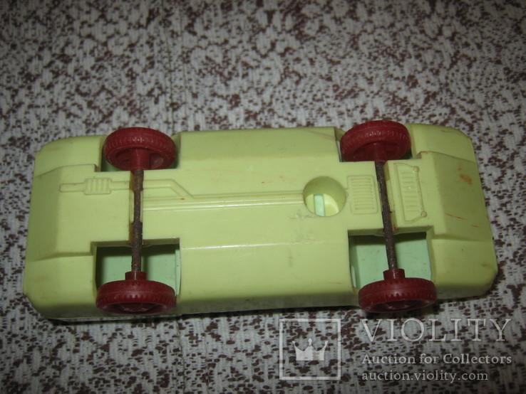 1. Машинка, СССР, пластик, фото №6