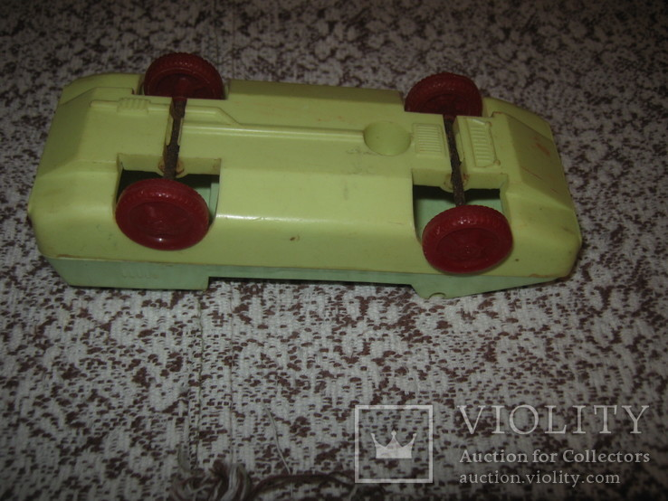 1. Машинка, СССР, пластик, фото №7