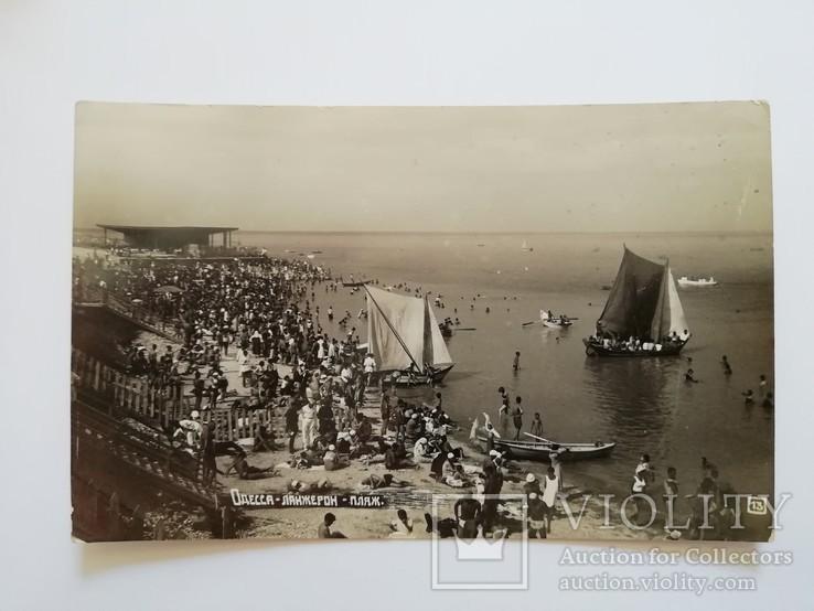 Одесса Ланжерон пляж