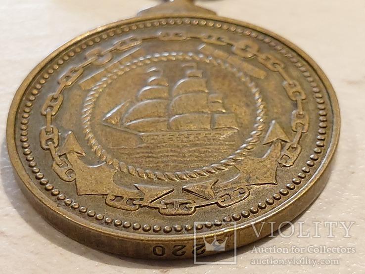 Копия медали Ушакова, фото №4