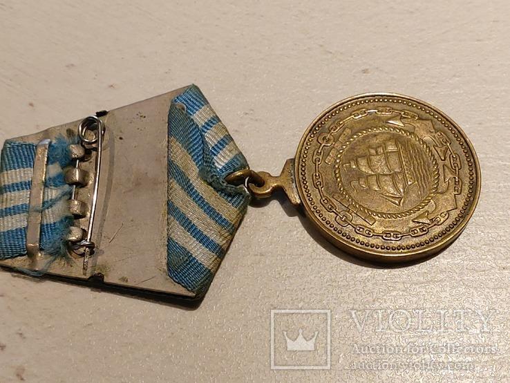 Копия медали Ушакова, фото №8