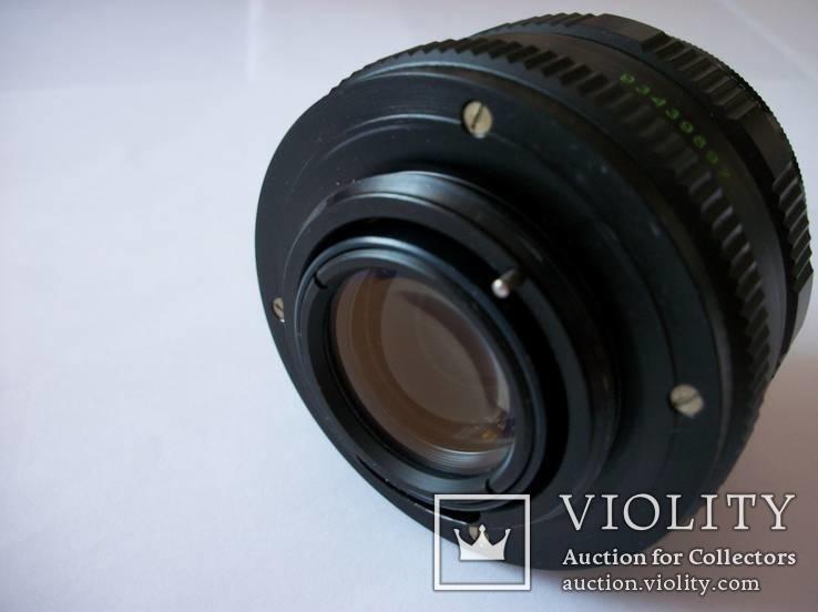 Объектив нов мс гелиос-44м-7 светофильтр, фото №4