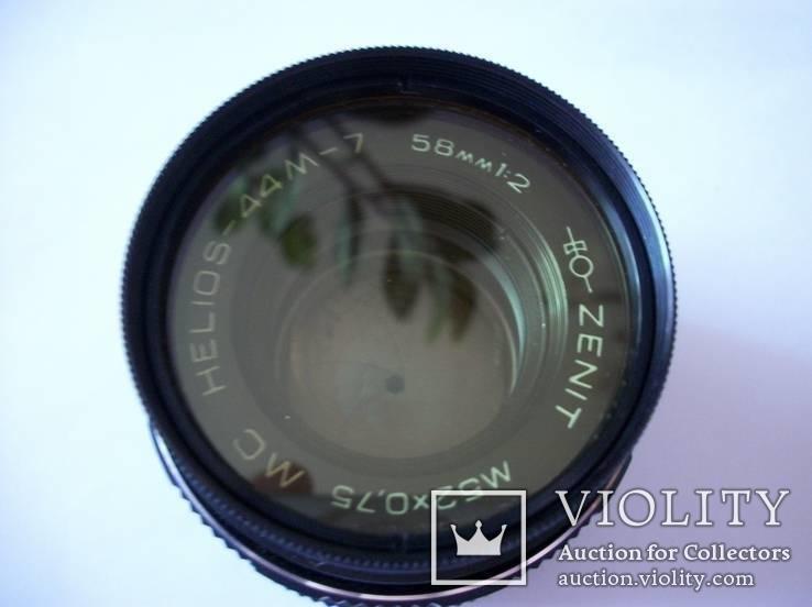 Объектив нов мс гелиос-44м-7 светофильтр, фото №6
