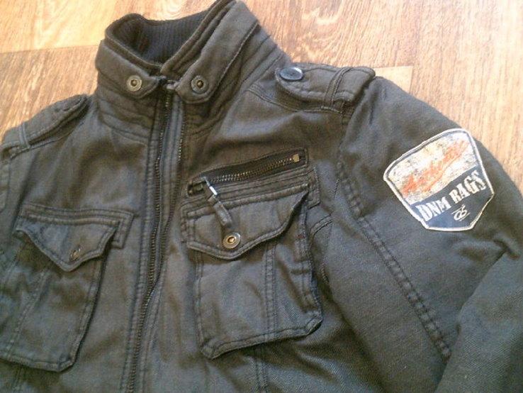 DNM Rags - фирменная  походная куртка разм.М, фото №4
