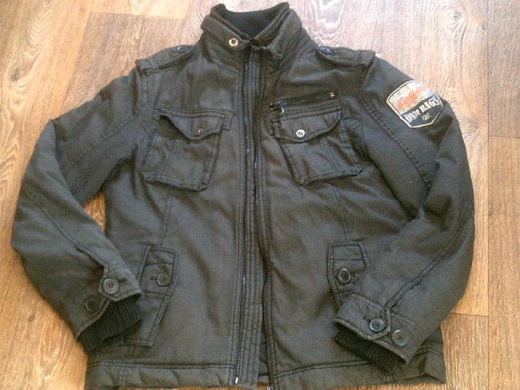 DNM Rags - фирменная  походная куртка разм.М, фото №5