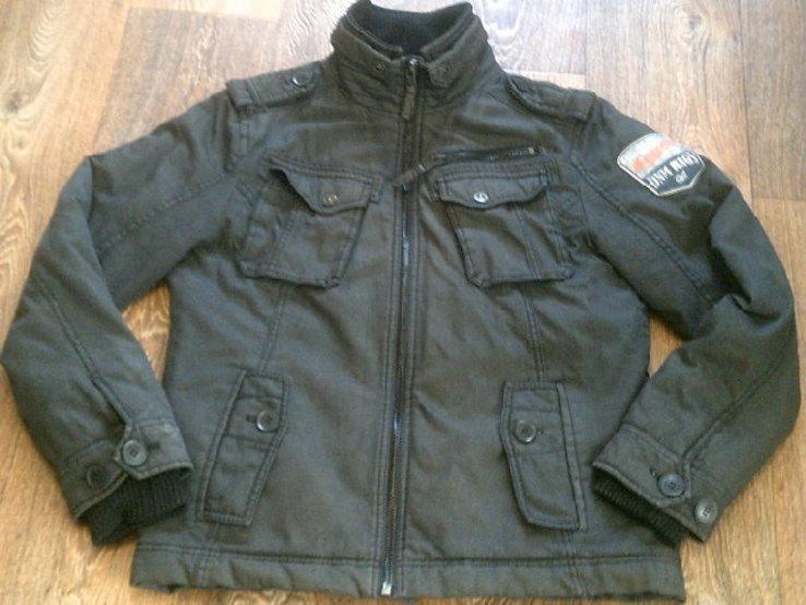 DNM Rags - фирменная  походная куртка разм.М, фото №2