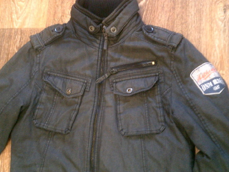 DNM Rags - фирменная  походная куртка разм.М, фото №6