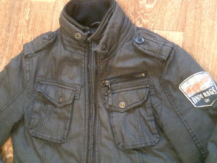 DNM Rags - фирменная  походная куртка разм.М, фото №8