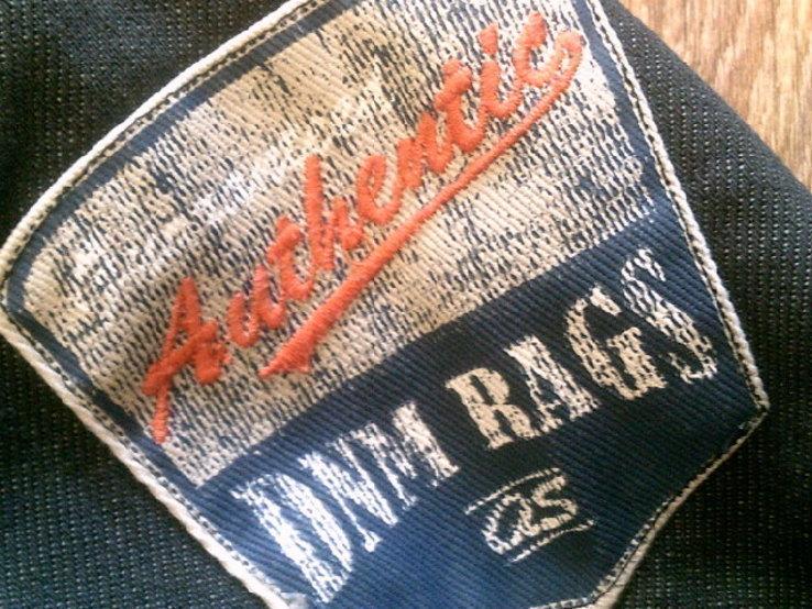 DNM Rags - фирменная  походная куртка разм.М, фото №9