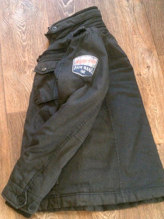 DNM Rags - фирменная  походная куртка разм.М, фото №12