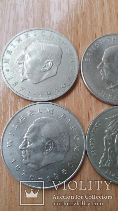Монеты ГДР, фото №5