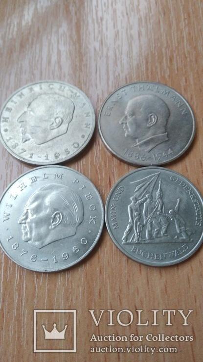 Монеты ГДР, фото №6