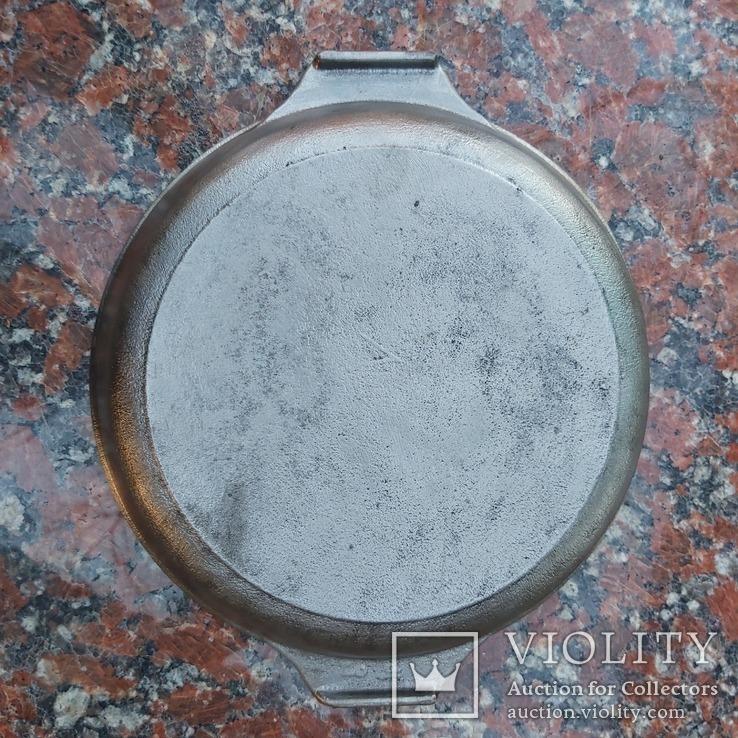 Чугунная сковорода СССР, фото №6