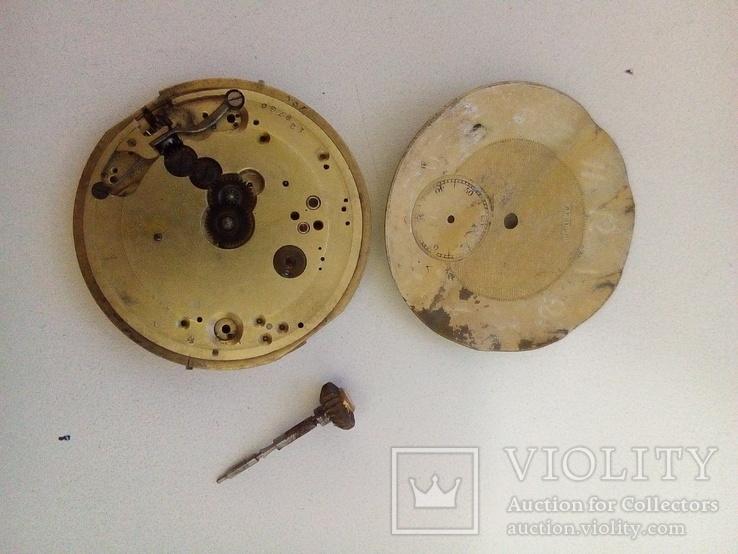 Механизм из золотых часов ( APOILO), фото №2