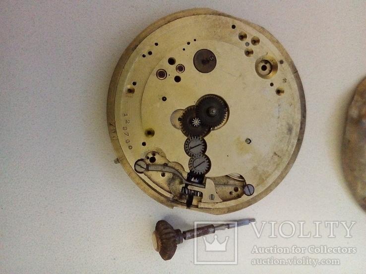 Механизм из золотых часов ( APOILO), фото №5