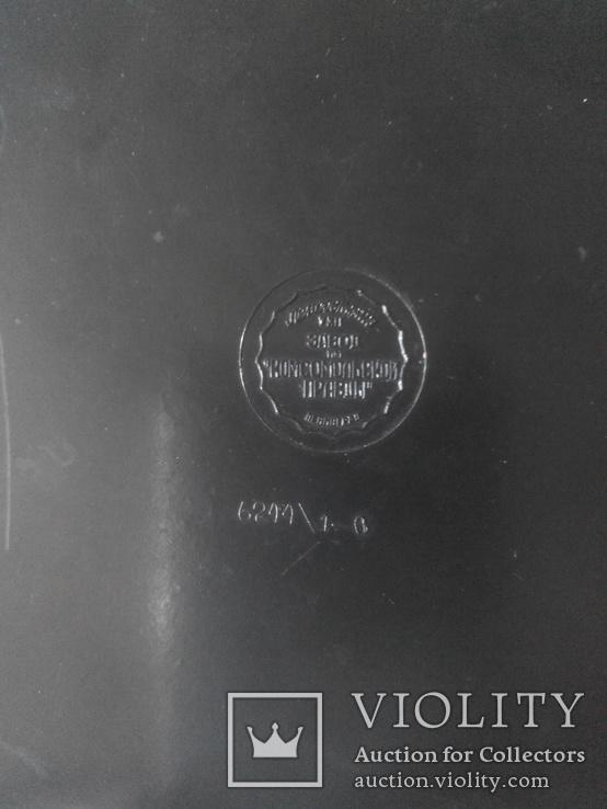 Шкатулка 1950-е годы карболит СССР, фото №6