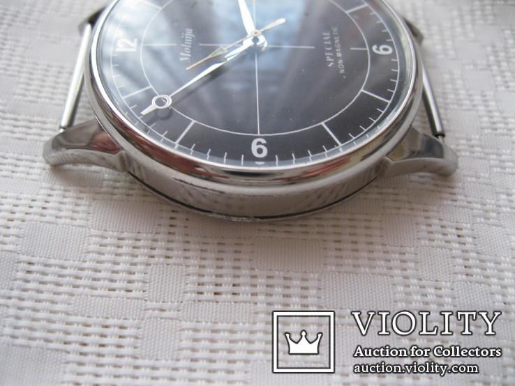Часы Молния с центральной секундной стрелкой, фото №4