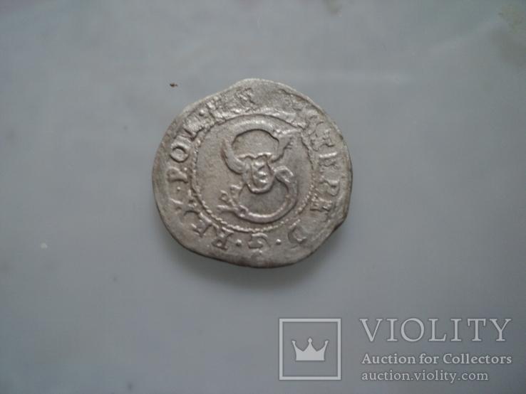 Солид Стефана Батория 1583 г, фото №7