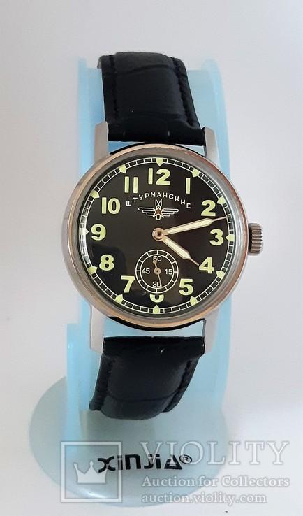 Часы  Марьяж Штурманские, фото №4
