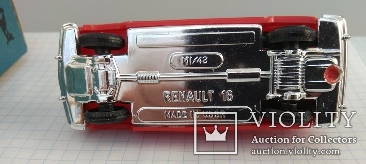 """""""Renault 16 """"   made USSR ., фото №8"""
