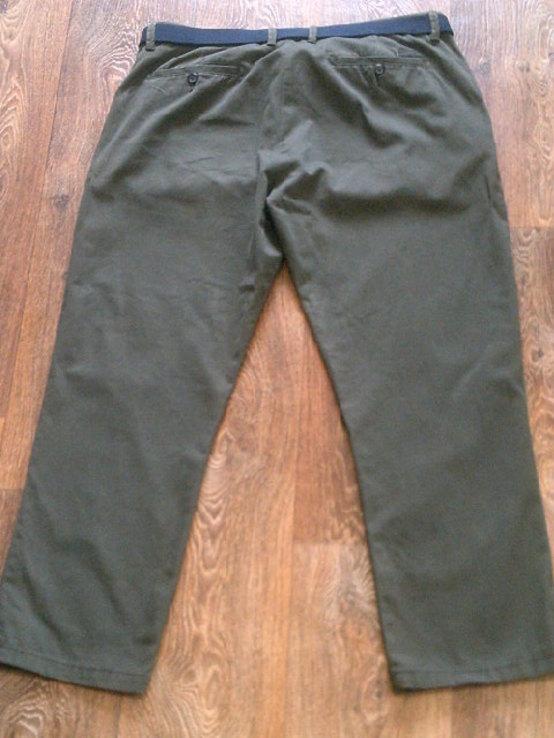 Teilor плотные котон штаны + ремень Gant, фото №8