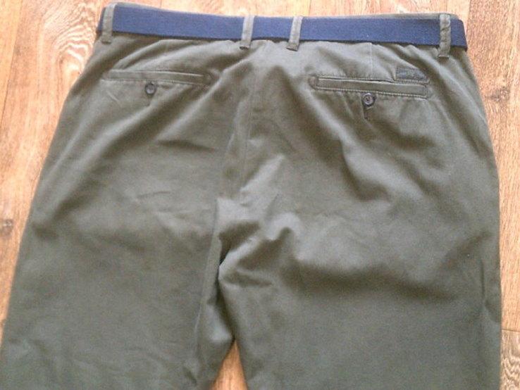 Teilor плотные котон штаны + ремень Gant, фото №9