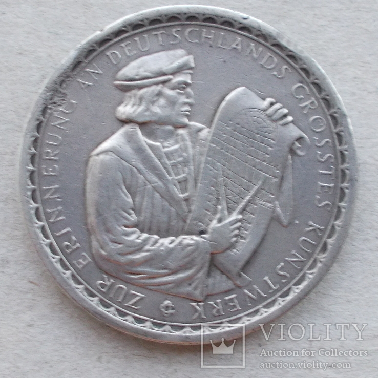 Медаль. Кельнский собор 1248-1928 г.г., фото №2