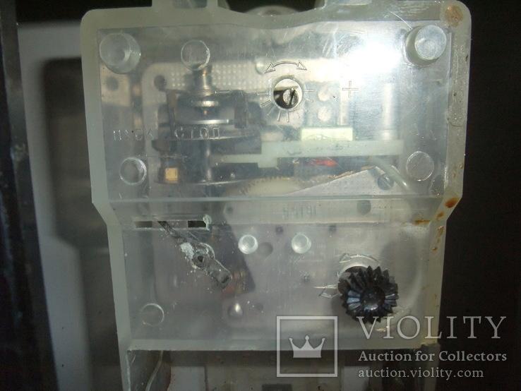 Часы Янтарь электронно-механические II клас точности. Орловский часовой завод., фото №13