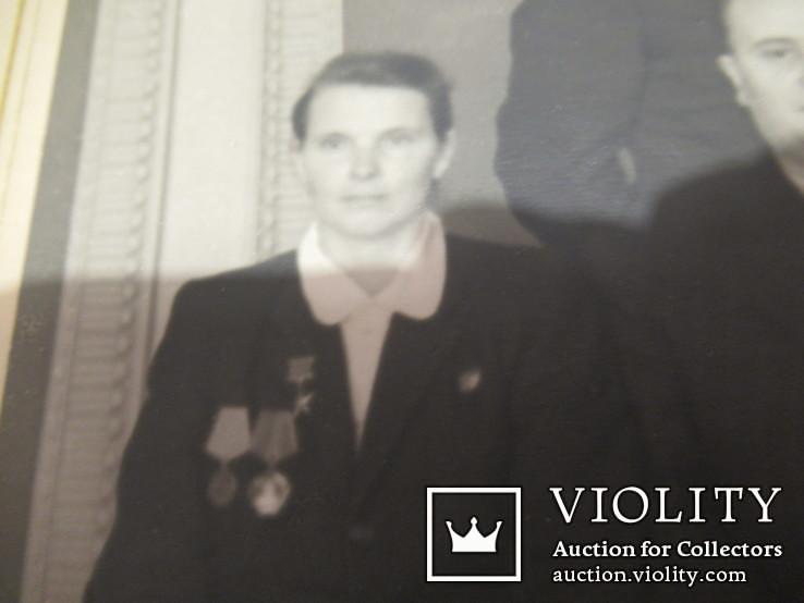 XIX з`їзд ком партії України делегати від Закарпатської області 1956, фото №6