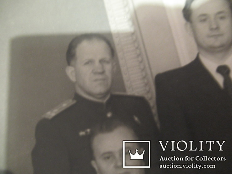 XIX з`їзд ком партії України делегати від Закарпатської області 1956, фото №7