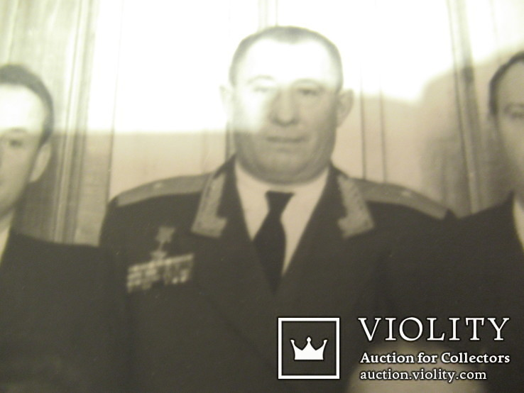 XIX з`їзд ком партії України делегати від Закарпатської області 1956, фото №8