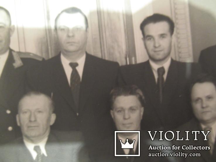 XIX з`їзд ком партії України делегати від Закарпатської області 1956, фото №9