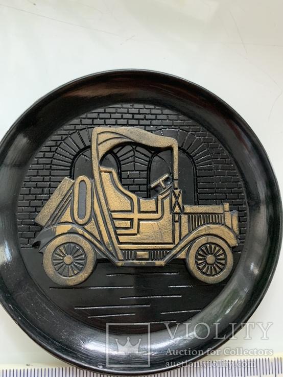 Тарелка декоративная панно интерьерное, фото №3
