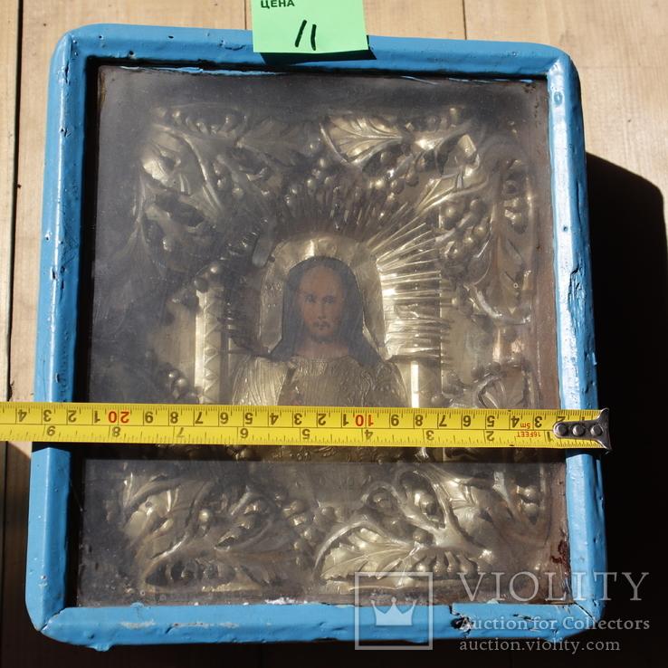 Икона Иисус Вседержитель 23-26 .11, фото №5