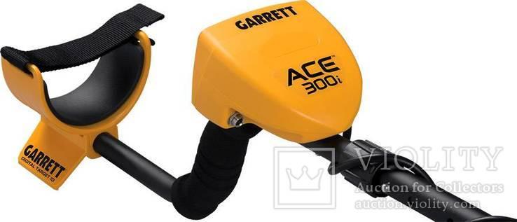 Металлоискатель Garrett Ace 300i, фото №5
