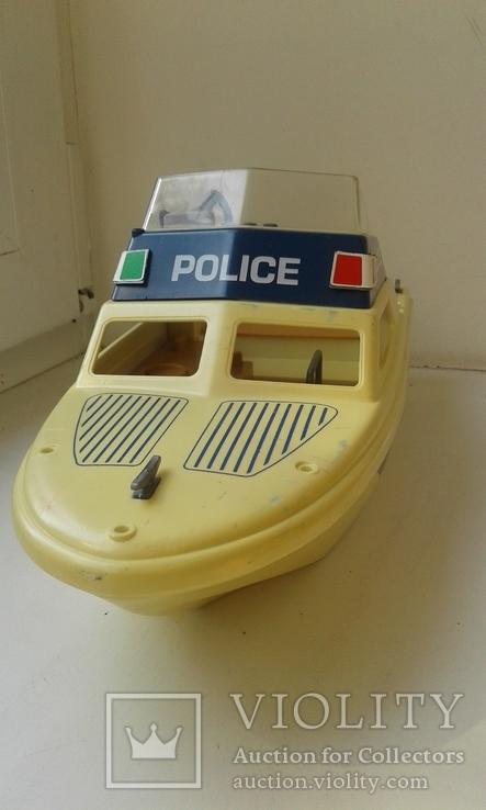 Полицейский патрульный катер. Германия., фото №4
