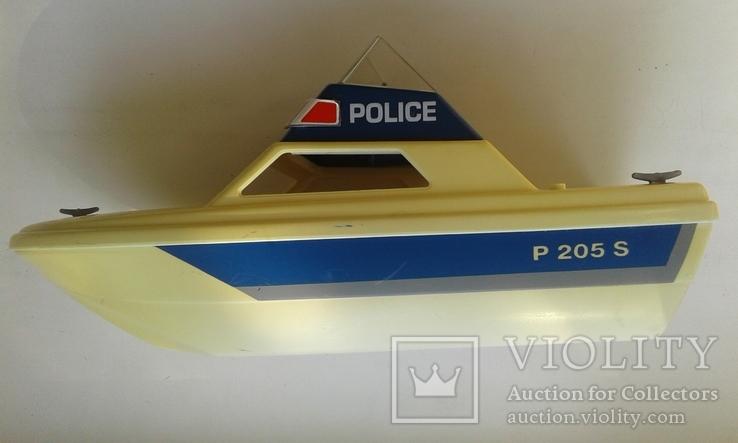 Полицейский патрульный катер. Германия., фото №11