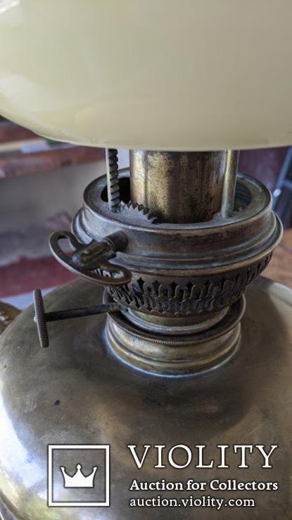 Старая керосиновая лампа ., фото №8