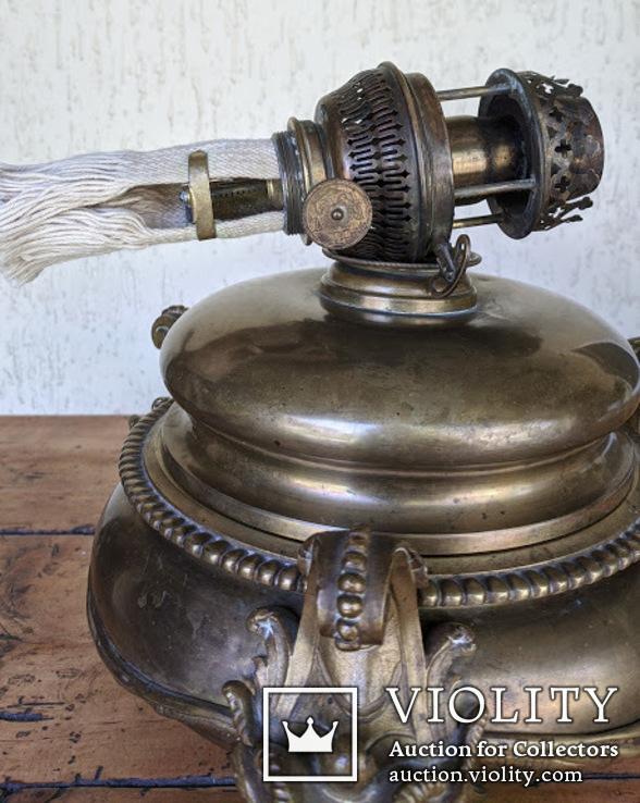 Старая керосиновая лампа ., фото №10