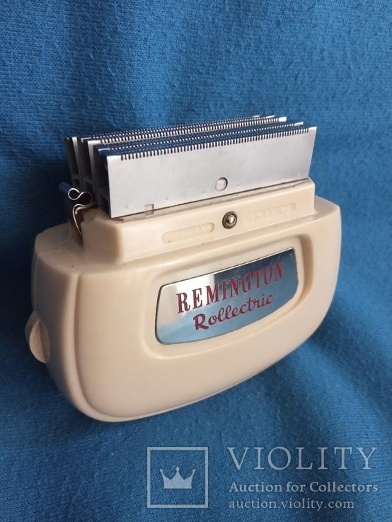 Remington rollectric электробритва, фото №2
