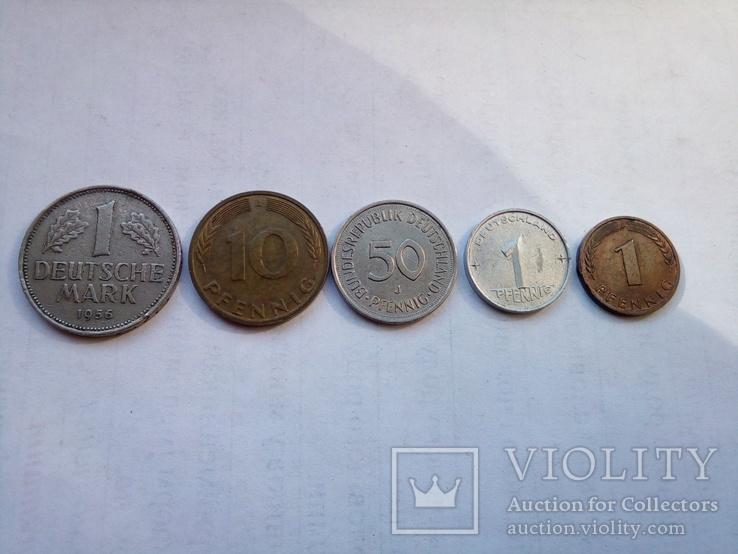 Монеты Германии, фото №2