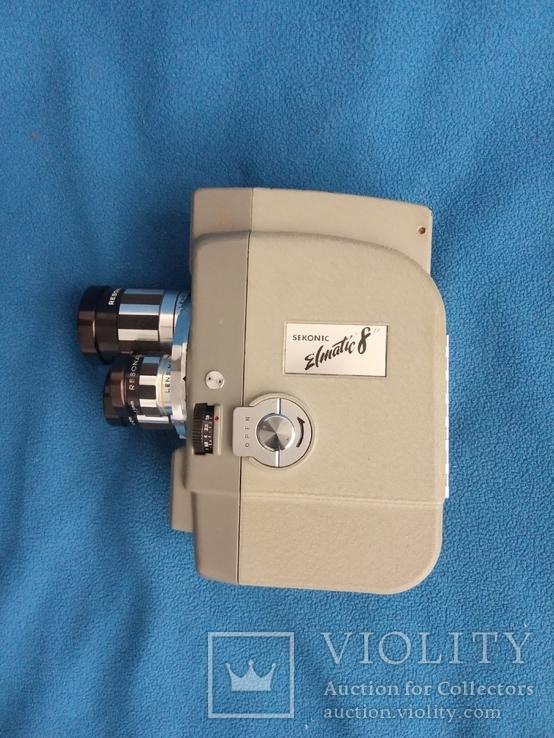 Sekonic elmatic 8  кинокамера, фото №3