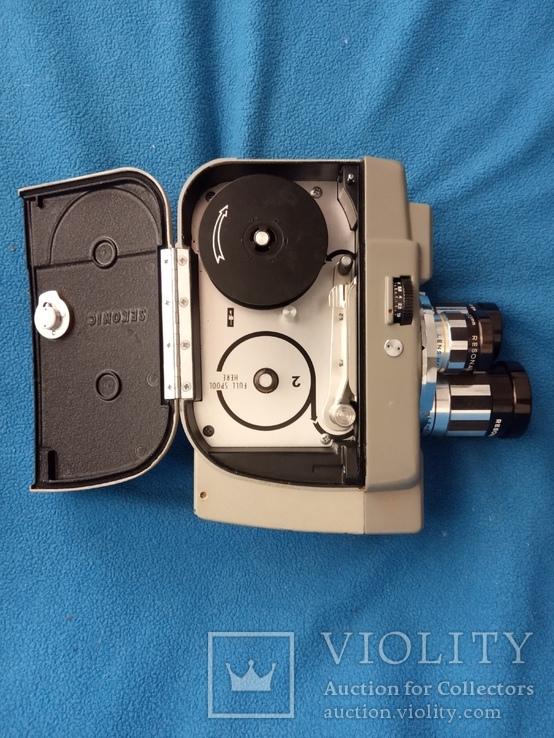 Sekonic elmatic 8  кинокамера, фото №7
